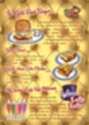 Nouvelle proposition gold rush burger 03