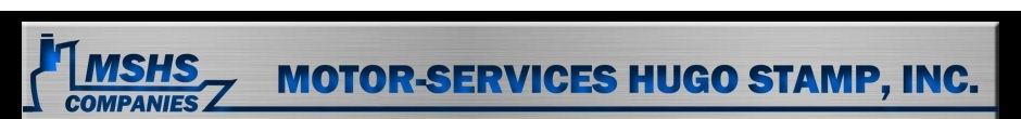 Moter Services Hugo Stamp