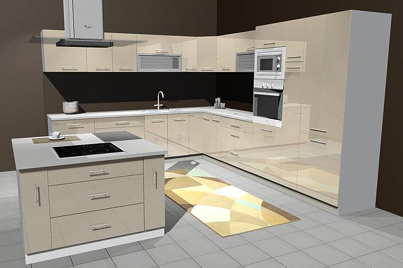Cuisine habitat 28 images cuisine meuble cuisine for Cuisine xavier laurent