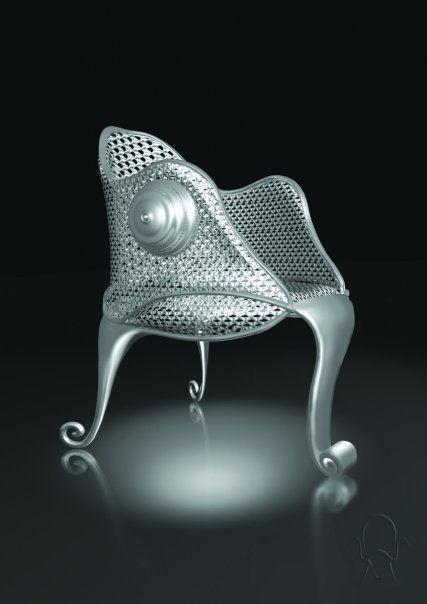 Cameleon armchair