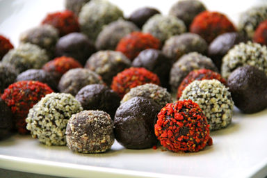 New Year's Truffles, Eat What's Good