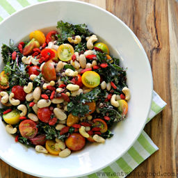 Eat What's Good Kale Super Hero
