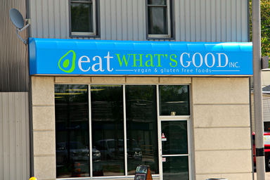 Eat What's Good vegan and gluten free foods in Chatham-Kent