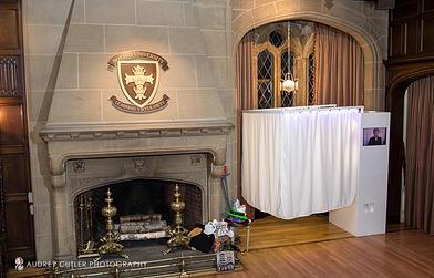 best worcester massachusetts photo booth at boston university castle