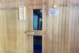 Finse led-sauna