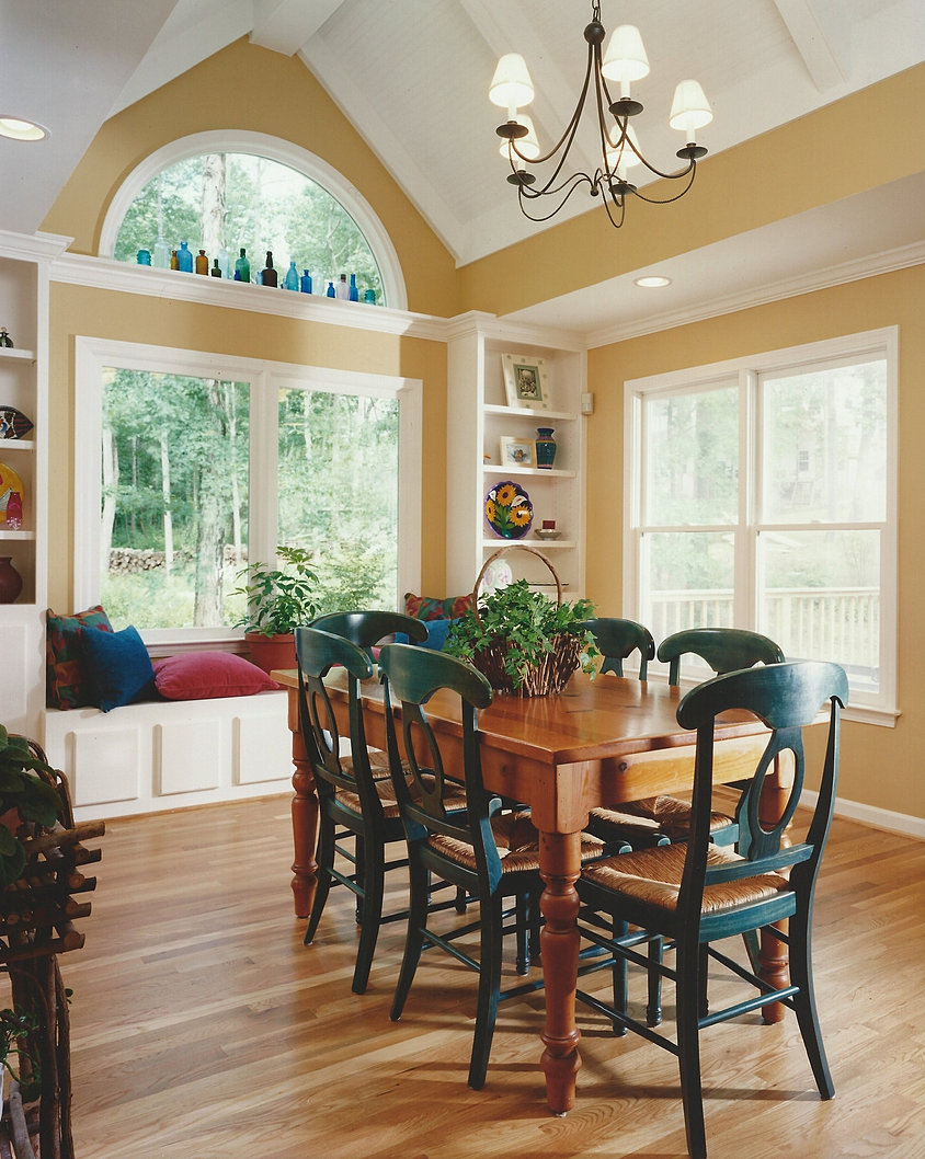 whether its a larger dining room you need or a whole new room minchew and company can work with you on what you want and how you can get it