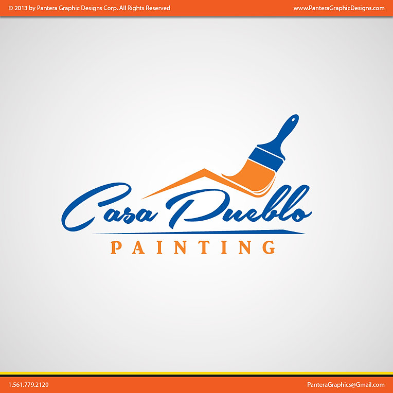 Graphic Designers Logos Painters Logo Design