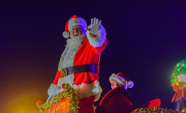 GREENVILLE CHRISTMAS PARADE | 252buzz