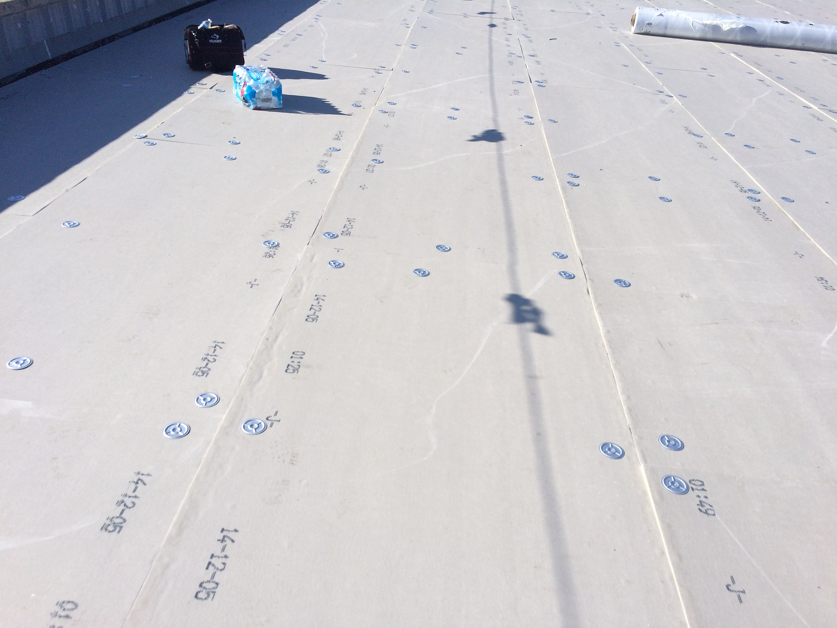 Image Result For Roof Membrane