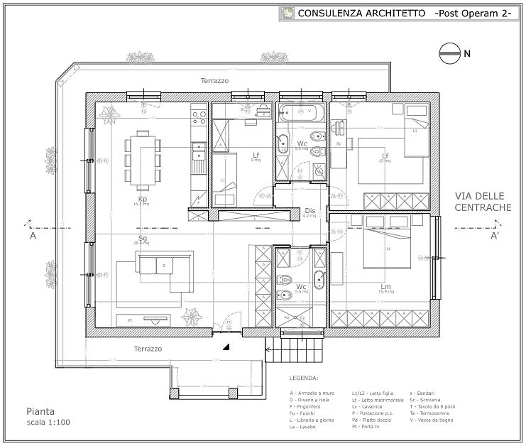 Architetto roma architetto on line consulenza for Consulenza architetto