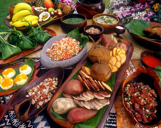 HAWAII FOODIE LUAU