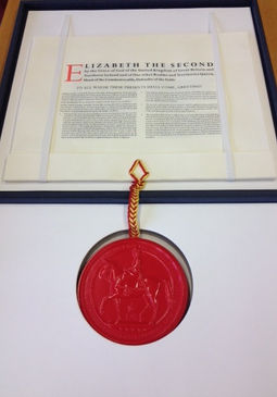 What is a Royal Charter?