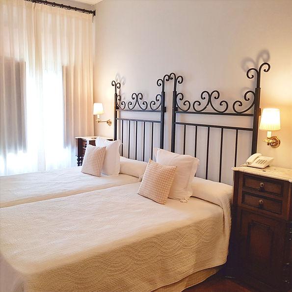 Habitación camas ind