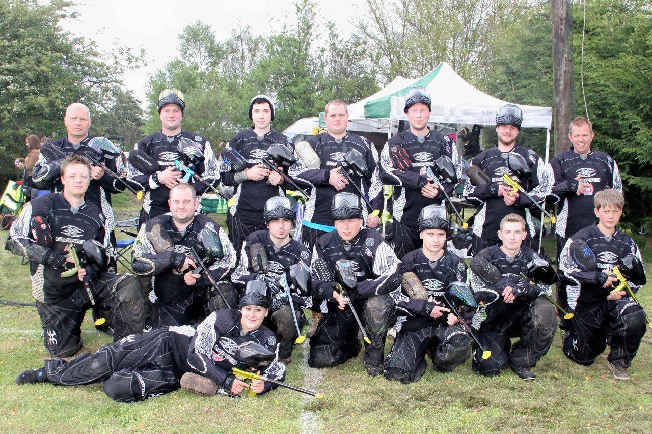 Gunsmoke Team Photo