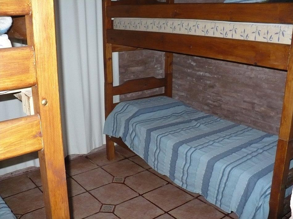 Cabañas en Piriapolis Dormitorio