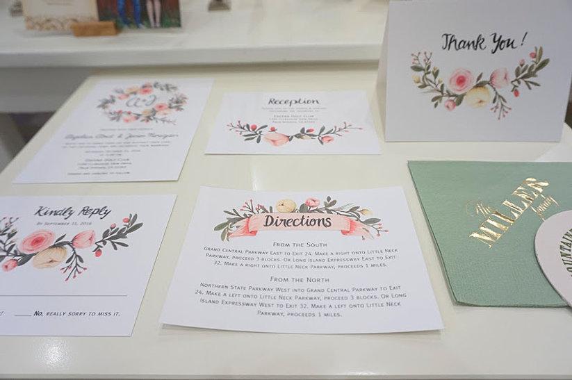 Wedding Invitiations Mississauga Invitations