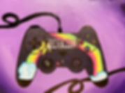Fortnite Controller Painting.JPG