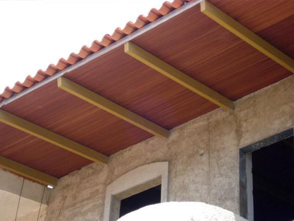 Dise o y frabricaci n de estructuras met licas en guadalajara jalisco m xico - Techos ligeros para casas ...