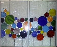 Cabinet Inserts-Bright Bubbles(CI-1)