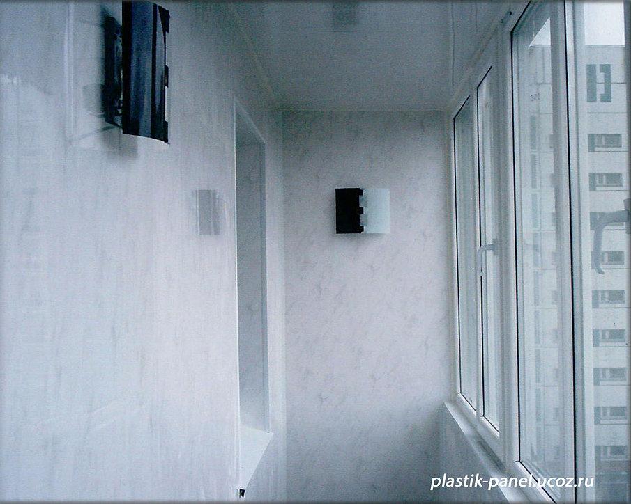 Пвх панели для потолка: используем для отделки балкона или л.