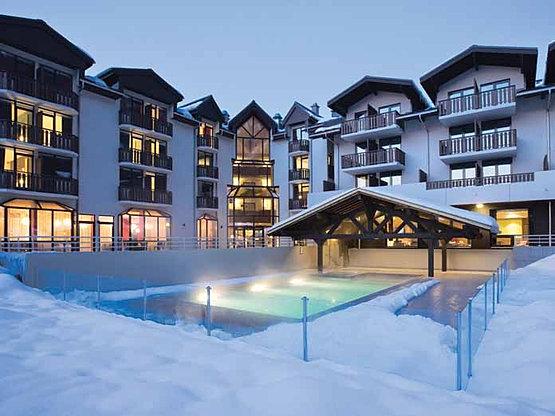 Ftx holidays accommodation hotels in chamonix for Hotels chamonix