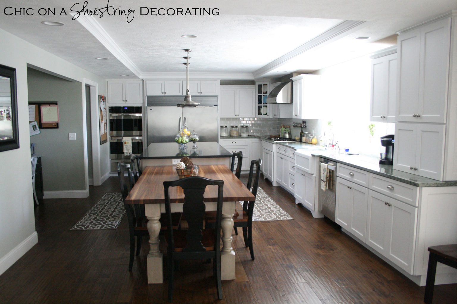 Chic On A Shoestring Decorating Budget Friendly Interior