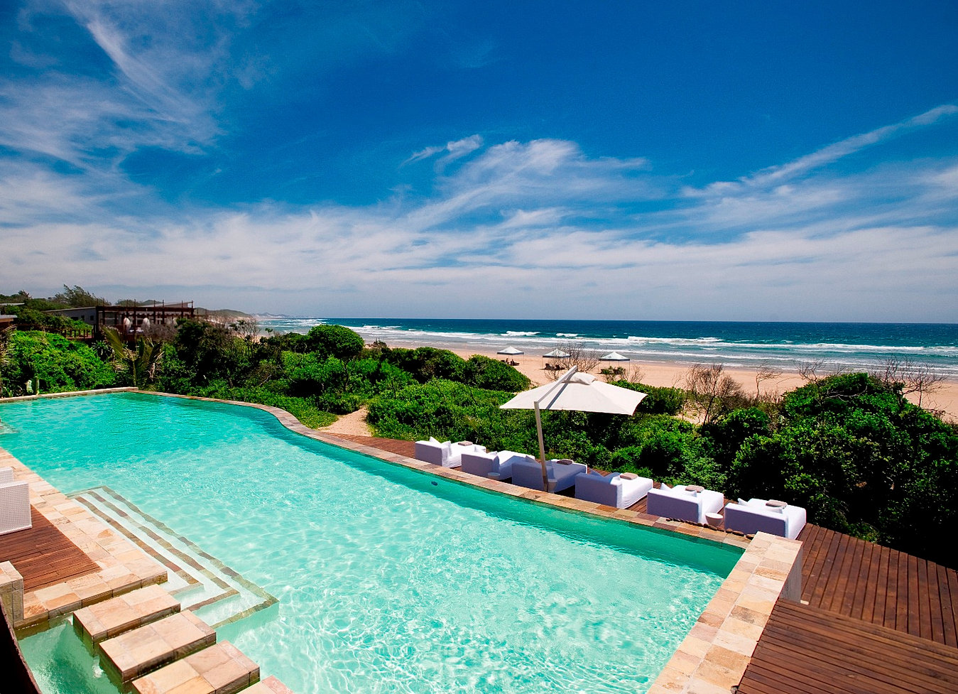 White Pearl Resorts Ponta Mamoli Mozambique