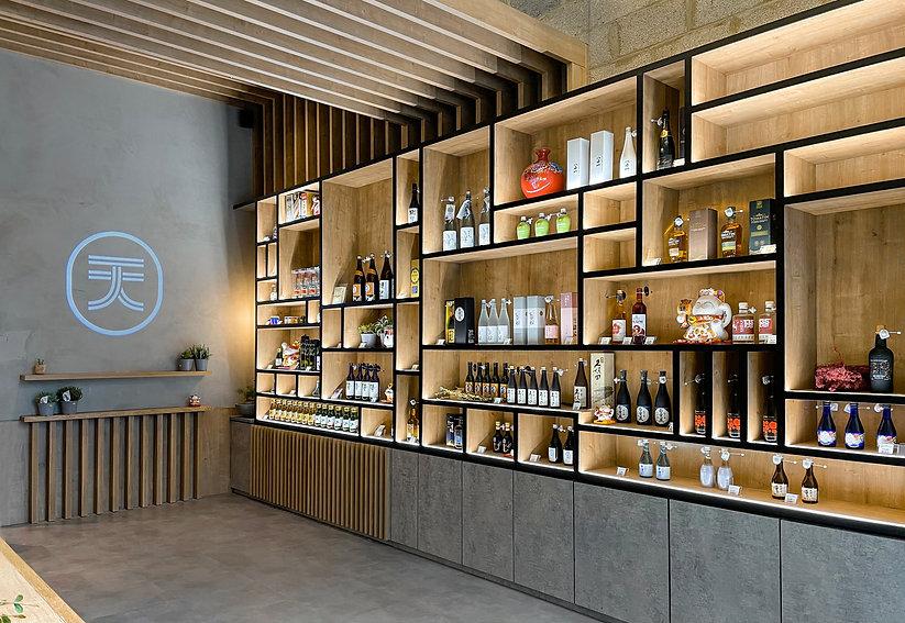 Tian Tian Sake Bar