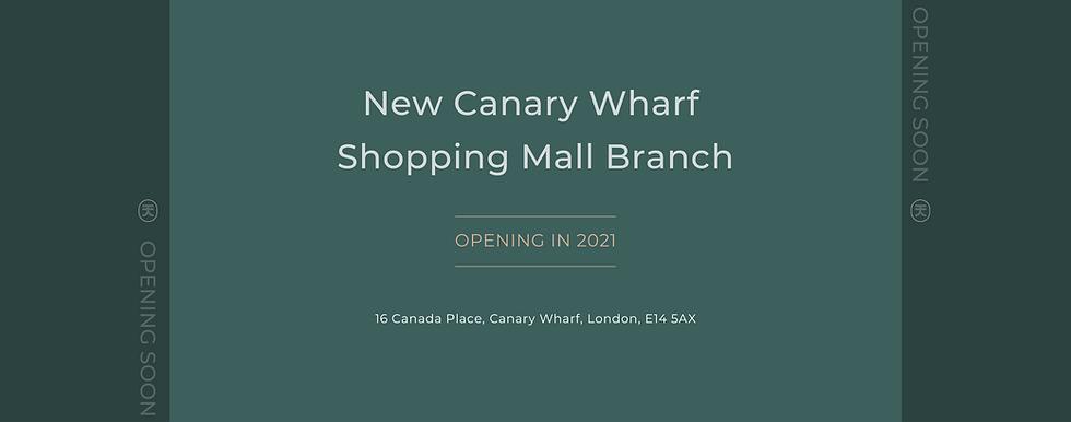 Tian Tian Market New Canary Wharf Shopping Mall Branch