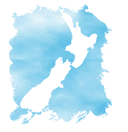 The Beverage Boutique NZ Suppliers Of Quality NZ Artesian Water - New zealand map png