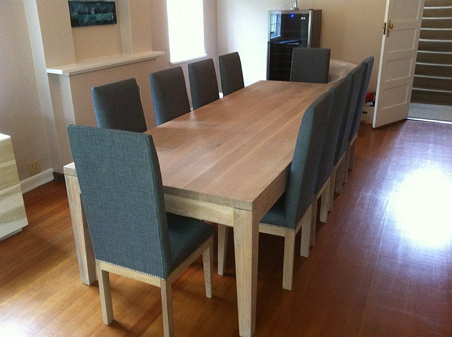 Tables to order cape town south africa solid oak dining for Kitchen tables cape town