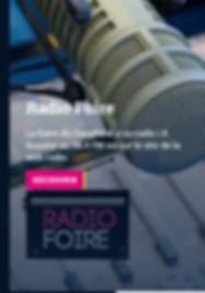 Radio Foire