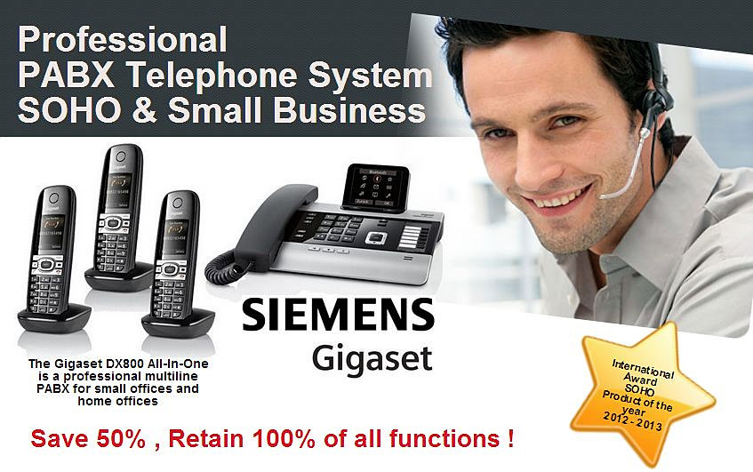 Small Business Telephone System South Africa Pabx