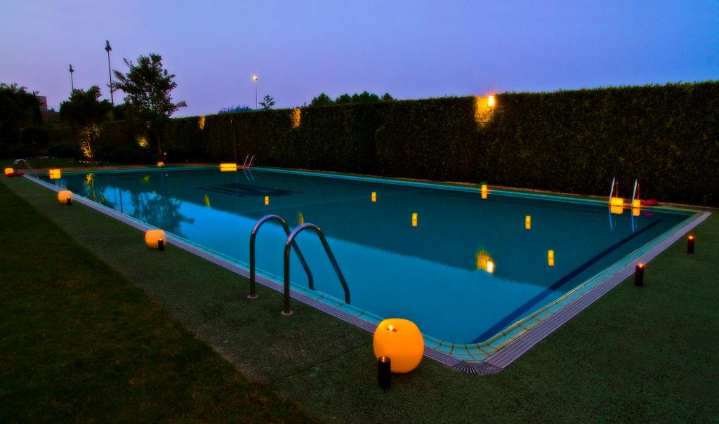 Velas ao vento - Velas para piscinas ...