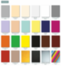 Цветовая гамма лакобели