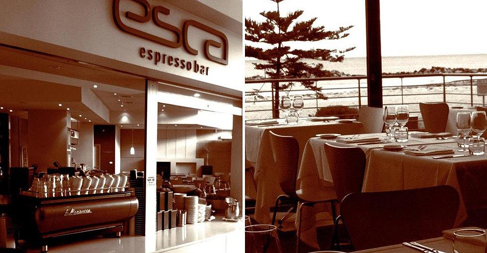 Www Esca Restaurant Menu Com