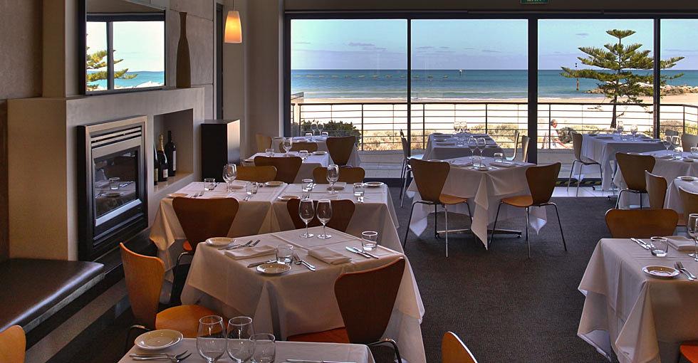 Esca Restaurant Espresso Bar Holdfast Shores Glenelg