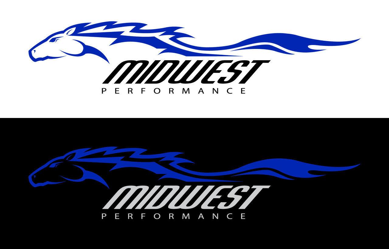 Design car club logo - Mustang Car Club Logo