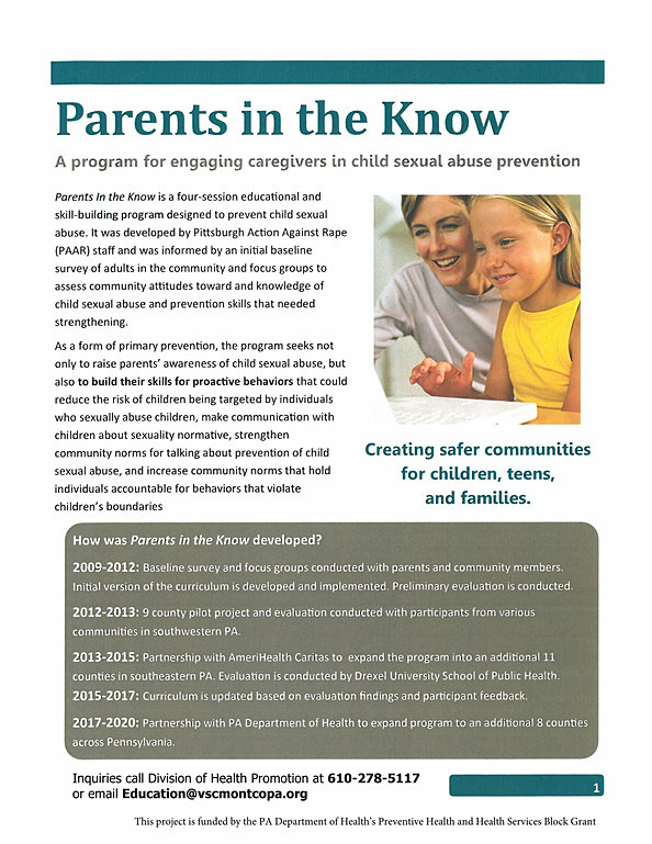 Parents in the Know MCHD Flyer-1