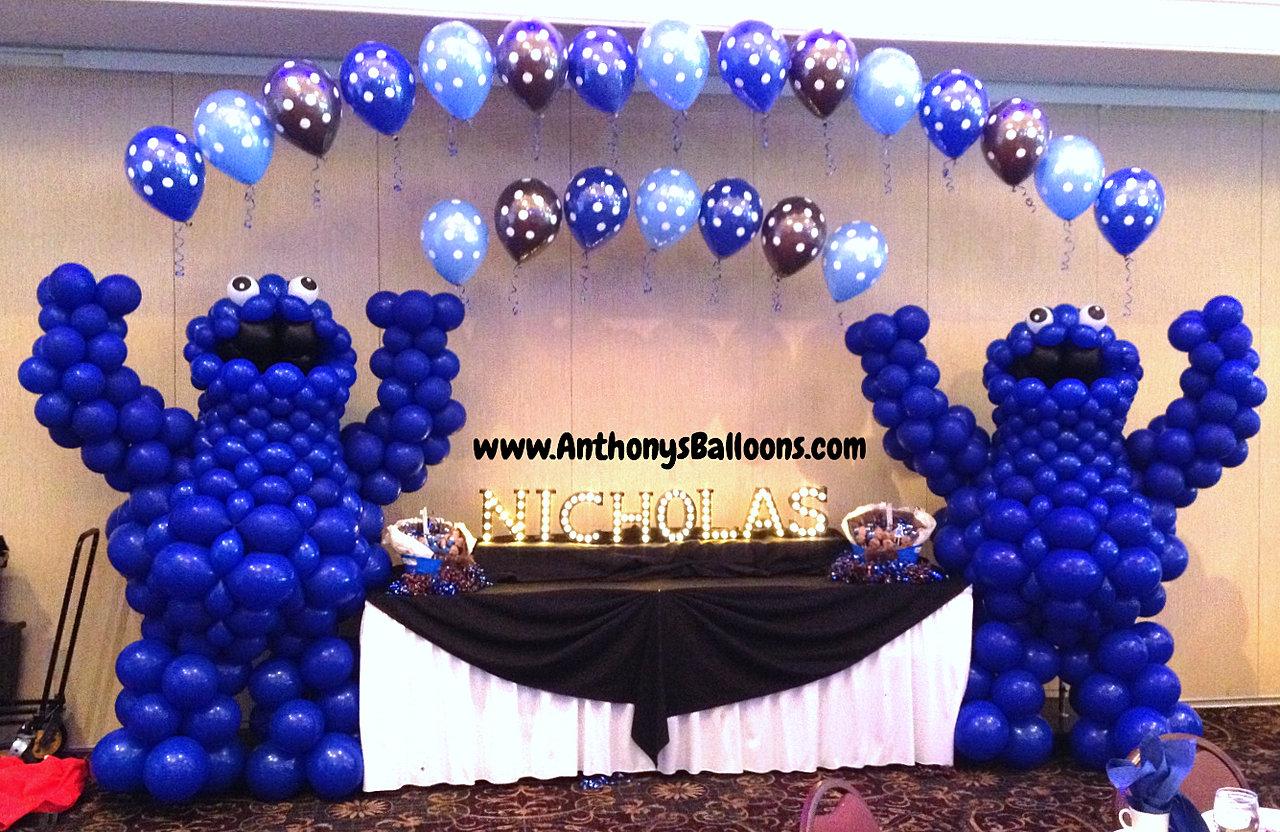 Chicago Balloon Decor