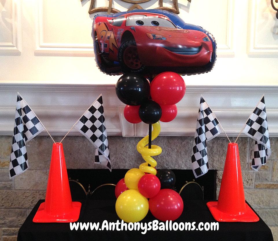 Arrangements and helium balloon services chicago
