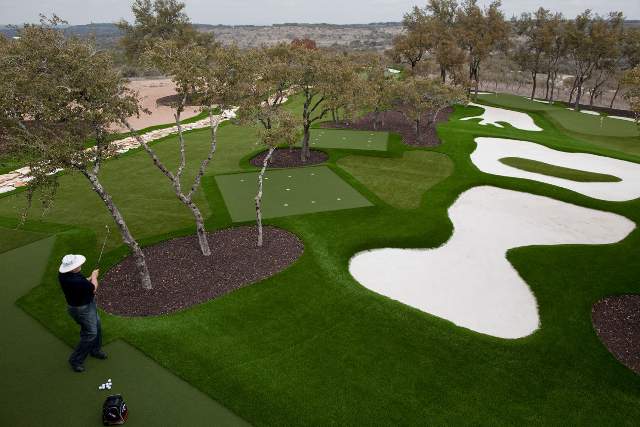Austin Backyard Putting Greens 2017 2018 Best Cars Reviews