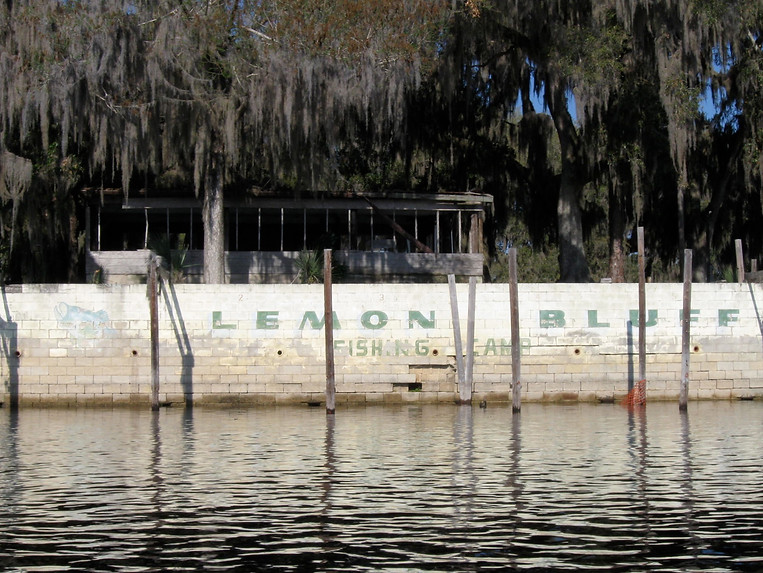 Florida Freshwater Fish Camps