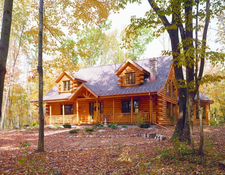 Log Homes In Illinois Log Homes In Illinois
