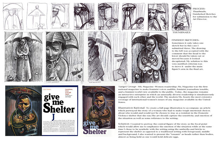 Process for Shelter