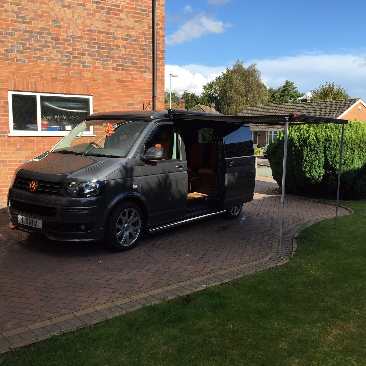 Fiamma F45S Wind Out Awning