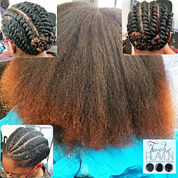 Instagram flat twists love what i do shout out to for A touch of heaven salon