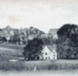 Oude ansichtkaart Witte Watermolen