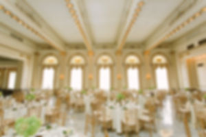 Elegant vintage garden wedding