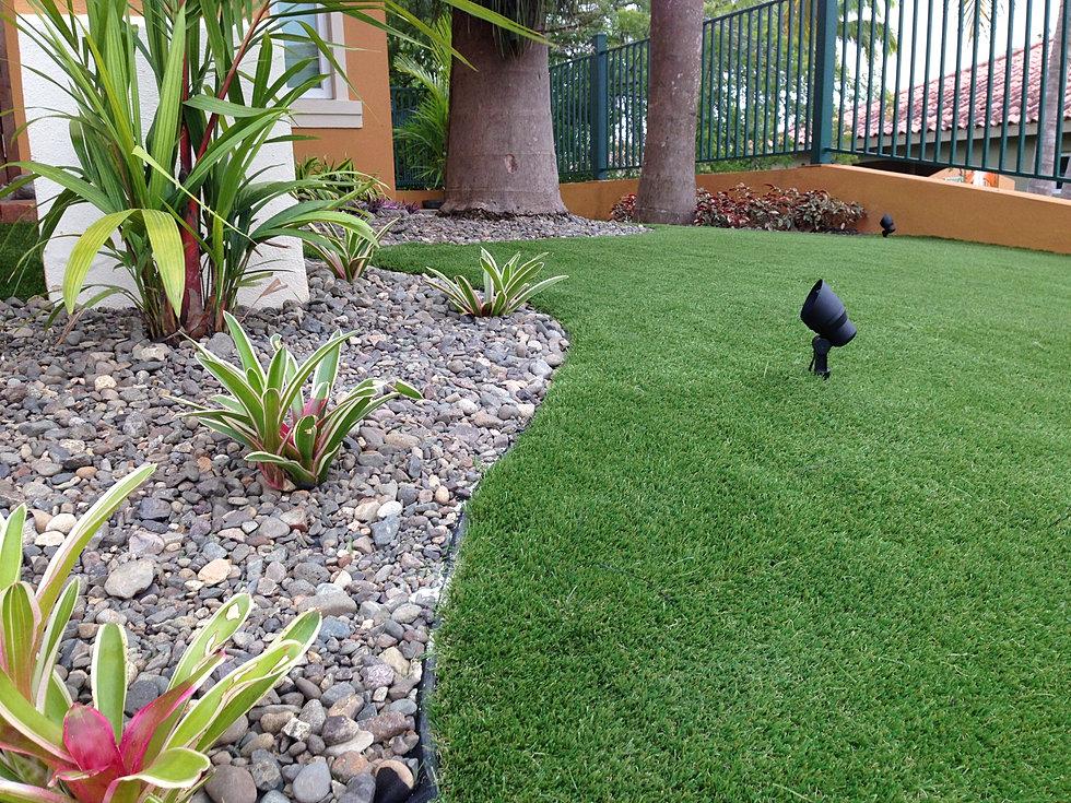 Grama artificial puerto rico gramasverdes inc for Paisajismos en jardines